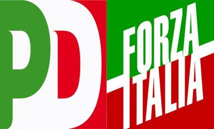 Perché, alla fine, alle elezioni regionali siciliane, PD e Forza Italia si uniranno come in Lomellina e nell'Oltrepò pavese