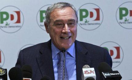 Elezioni siciliane: i disperati del PD pensano a Piero Grasso. Siamo tutti 'spaventati'...