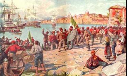"""11 maggio 1860: Nascita di una colonia. Dallo sbarco dei Mille alla """"finis Siciliae"""""""