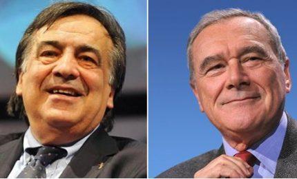 Elezioni regionali: no di Piero Grasso. Volete vedere che si farà avanti Leoluca Orlando?