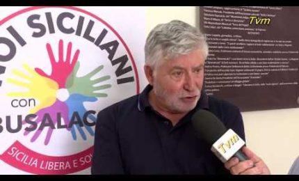 """Busalacchi sull'incendio di Alcamo: """"Strategia criminale per conservare il sistema delle discariche in Sicilia"""""""