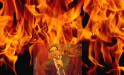 """Rosario Crocetta: """"Non c'è settore del Governo che sia andato male"""". E gli incendi in Sicilia?"""