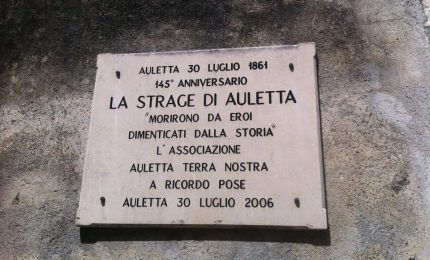 Oggi ricordiamo la strage di Auletta, un massacro di meridionali ad opera di piemontesi e ungheresi