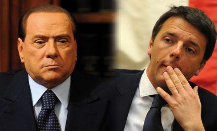 Sicilia sempre più indigesta per Berlusconi e Renzi