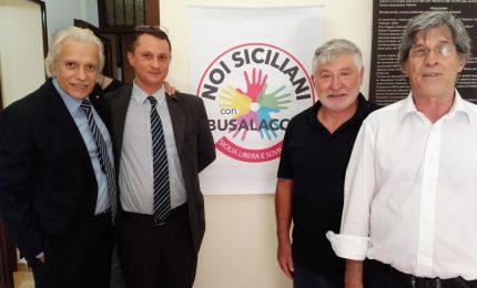 Noi Siciliani con Busalacchi per una Sicilia Libera e sovrana