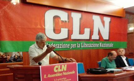 Busalacchi all'assemblea della Confederazione per la Liberazione Nazionale