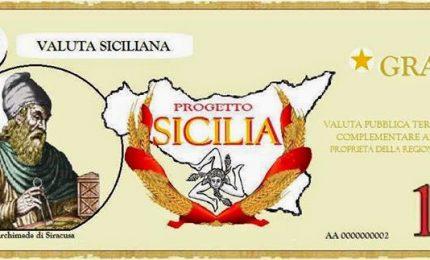 Moneta complementare: intesa tra Progetto Sicilia e Noi siciliani con Busalacchi