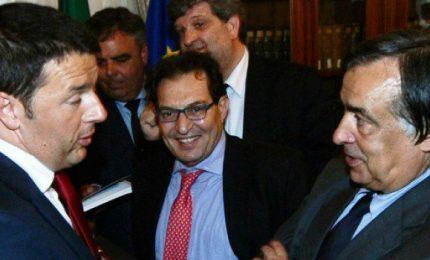 ... e fu così che Rosario Crocetta mise nel sacco Matteo Renzi e Leoluca Orlando!