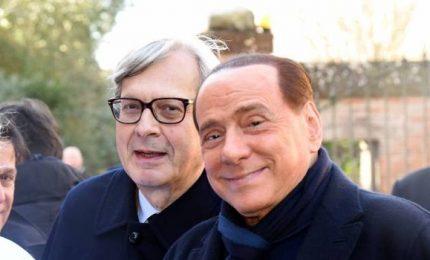 Sgarbi? Si ritira. Anzi no, è ancora candidato alla guida della Sicilia. Con Cuffaro. E Berlusconi?