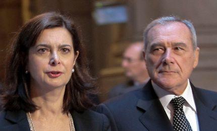 Domanda a Claudio Fava e a Ottavio Navarra: Laura Boldrini e Piero Grasso stanno con voi?