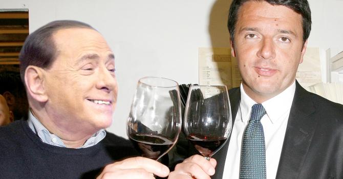 Renzi, Berlusconi e altri leader nazionali in Sicilia: parleranno dei 600 dipendenti della Provincia di Siracusa senza stipendio?
