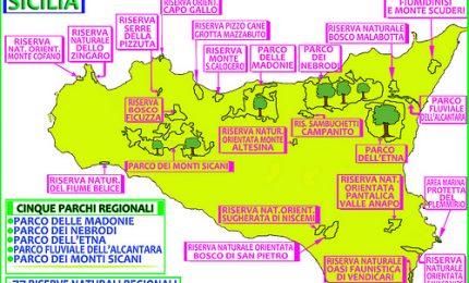 Inchiesta/ I Parchi e le Riserve naturali della Sicilia tra speranze, problemi e contraddizioni
