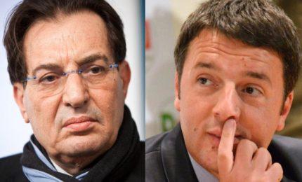 Rosario Crocetta 'avverte' Renzi: mantieni i patti che hai assunto con me, altrimenti...