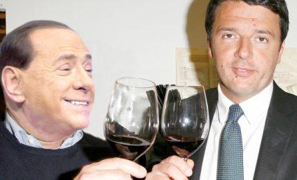 Elezioni di Camera e Senato: Renzi e Berlusconi hanno 'ridisegnato' i collegi elettorali per fregare i grillini