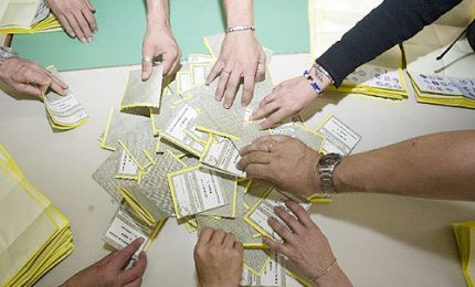 Risultati delle elezioni regionali: lo spoglio delle schede minuto per minuto