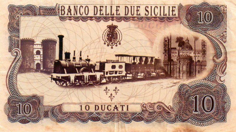 La questione meridionale 3/ Il saccheggio del Banco delle due Sicilie