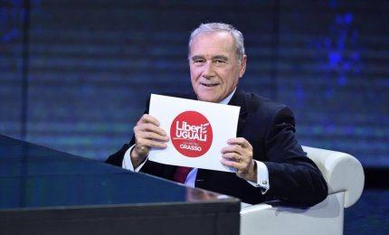 Liberi e Uguali di Piero Grasso: partito vero o 'ruota di scorta' del PD renziano?