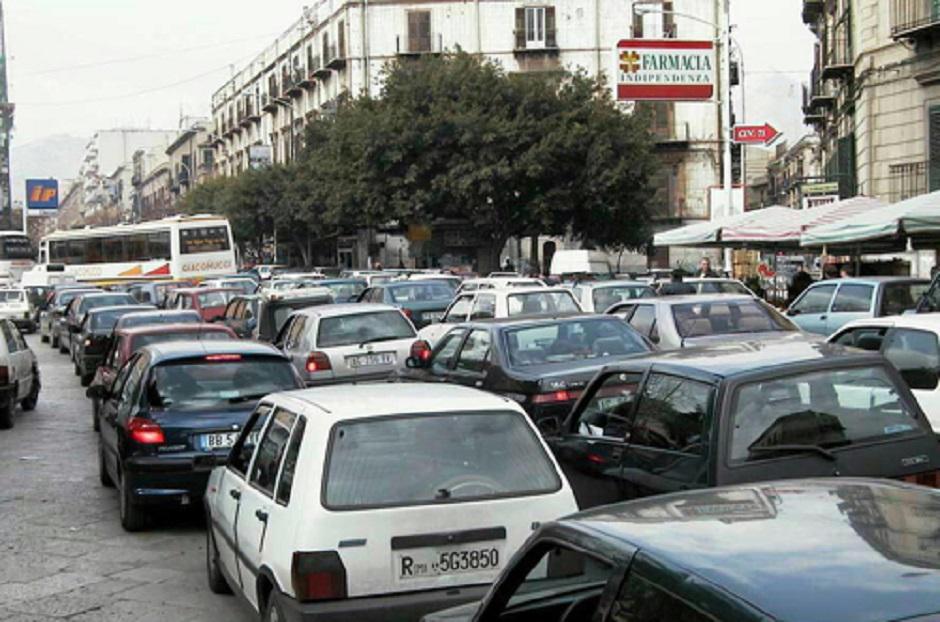 Sicilia ultima in tutto? Sì, ma è ai primi posti per il traffico. Grazie a Palermo…
