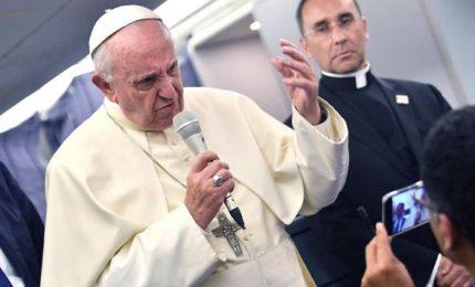 Post it/Papa Francesco e i migranti...