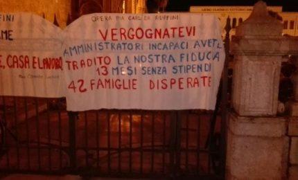 Ipab 'Cardinale Ruffini' di Palermo: licenziamento in tronco per due dipendenti sindacalisti