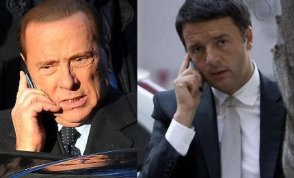 Ma che sondaggi! Gl'italiani hanno capito che votando PD e Forza Italia pagheranno 4 miliardi di euro!