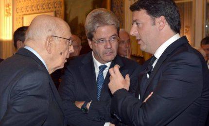 Si sono 'mangiati' l'Italia a 'spezzatino' e parlano di 'rimborsopoli'...
