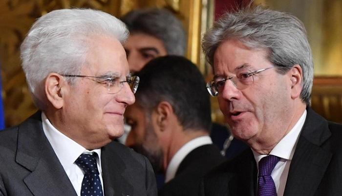 Bloccare il 'Governo dell'inciucio' grillini-leghisti per lasciare a Palazzo Chigi il PD di Gentiloni?