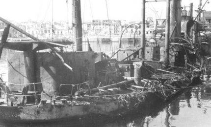 Siciliani da ricordare: 22 Marzo 1943, esplode a Palermo la nave Volta