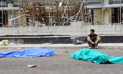 MATTINALE 53/ Accade a Palermo: 69 anni, cade da un'impalcatura e muore: già dimenticato