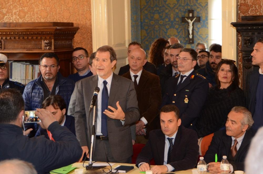 Il marchio 'Qualità sicura' del Governo Musumeci: ma se non controllate nemmeno le navi cariche di grano!