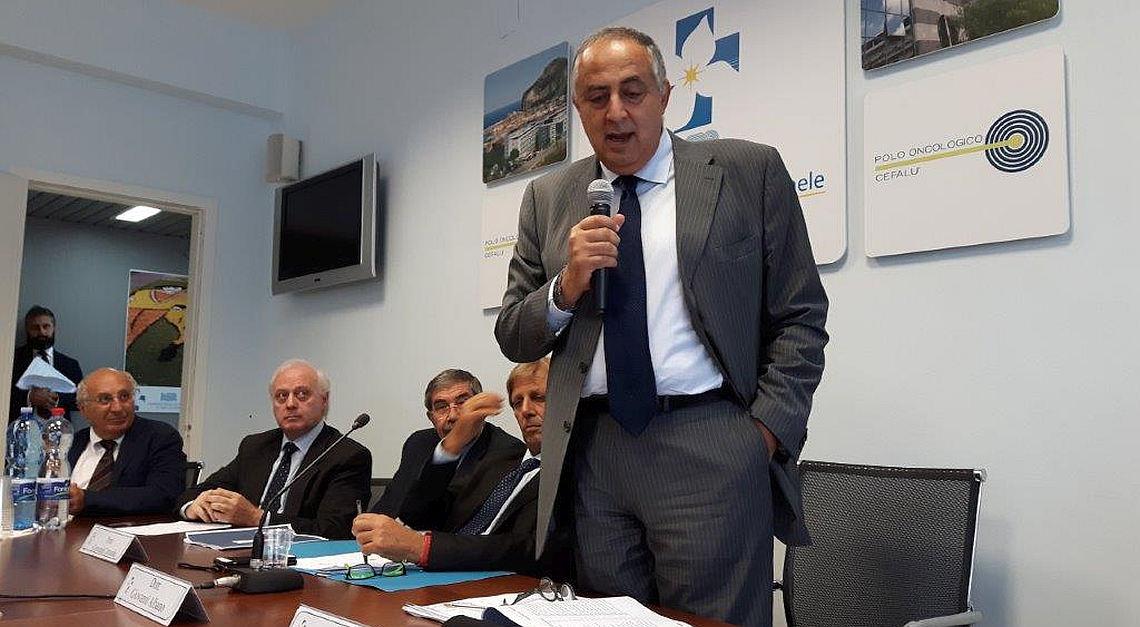 La Formazione siciliana è bloccata, ma l'assessore Lagalla va a Taormina a fare passerella