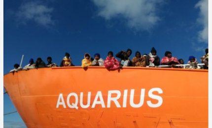 Rifiuti a rischio infettivo nei porti del Sud Italia: sequestrata la nave Aquarius