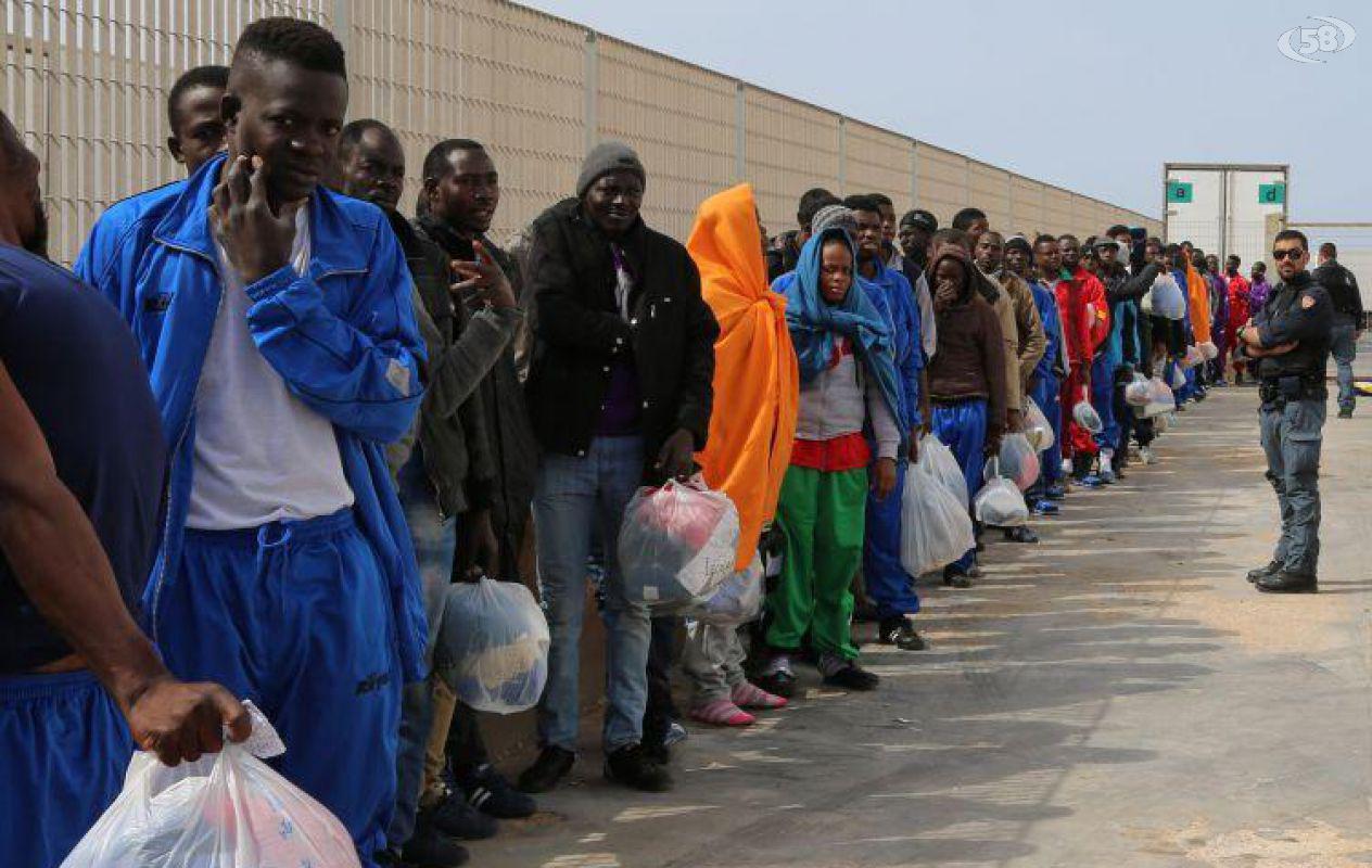 Media europea: 25-26 al giorno per ogni migrante. Italia: 35 euro al giorno per ogni migrante…