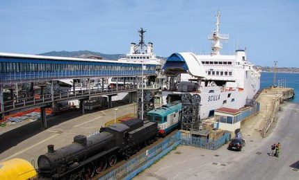 Trasporti sullo Stretto di Messina: Ferrovie e Governo penalizzano la Sicilia