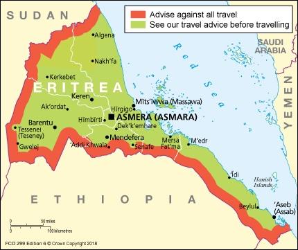 L'Eritrea oggi: proviamo a saperne di più su questo Paese/ MATTINALE 142