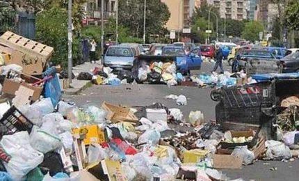Ormai la 'lurdia' è la padrona delle strade di Palermo: rimettere i cassonetti no?
