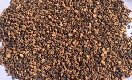 Il 'nocciolino' di sansa si vende a 20 euro al quintale, il grano duro siciliano a 18 euro al quintale!