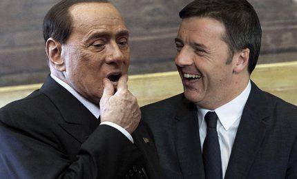 'Liberi e Uguali'? Sì, di votare insieme con il PD di Renzi e con Berlusconi...