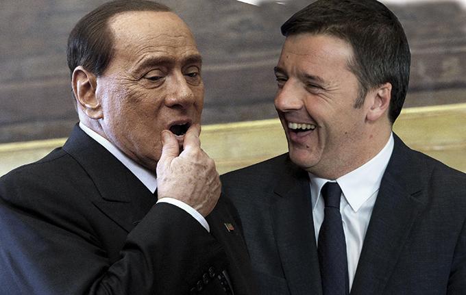 'Liberi e Uguali'? Sì, di votare insieme con il PD di Renzi e con Berlusconi…