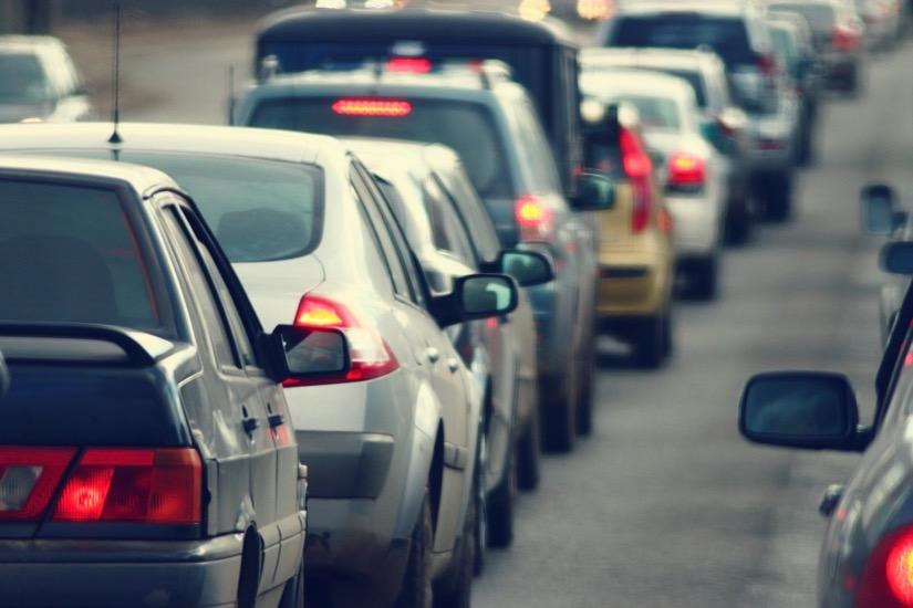 Palermo tra scavi, perdite di gas e allagamenti: Morale: traffico in tilt
