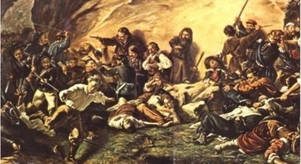 Alienazione culturale del Sud atto III/1860: un popolo militarmente sconfitto/ MATTINALE 131