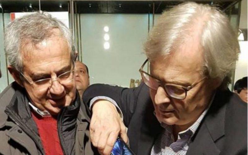 """Cuffaro all'Ars. Miccichè: Non lo censuro. """"La censura non è nel mio Dna"""". Ma ha censurato Giuseppe Arnone (VIDEO)"""