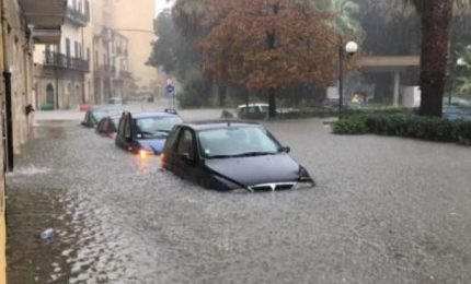 La Sicilia nella morsa dell'abbandono: piogge ordinarie ormai provocano 'alluvioni'