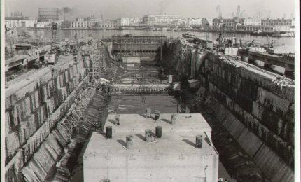 Il Bacino di carenaggio di Napoli al tempo del Regno delle due Sicilie