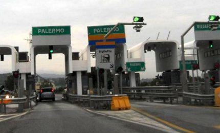 Autostrade siciliane: sbagliato e pericoloso lasciare una persona sola ai caselli di notte