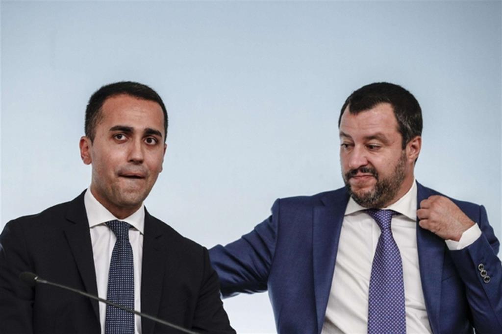 """Di Maio-Salvini: è finita la """"pupiata della manina""""/ MATTINALE 170"""