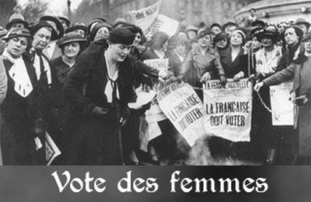 terza pagina/ 5 Ottobre 1944: alle donne francesi il diritto di votare