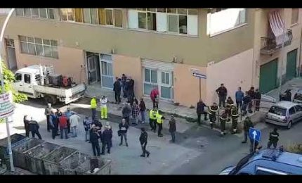 Sorpresa: in via Savagnone, a Palermo, non c'è stato alcuno sgombero: solo il libero convincimento...