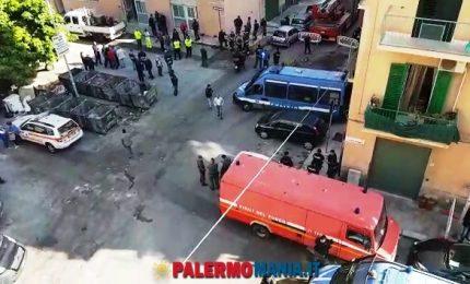 Palermo, al via la 'guerra' di Salvini a chi occupa abusivamente le case dopo l'aggressione a Stefania Petyx