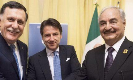 PD e Forza Italia 'toppano' anche come iettatori: riuscita la Conferenza di Palermo